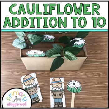 Cauliflower Addition To 10 -Garden Center