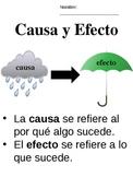 Causa y Efecto - Cause & Effect - Spanish