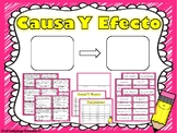 Causa y Efecto - Cause and Effect - Spanish 3 in 1