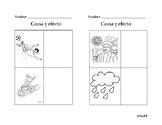 Causa y Efecto - Escritura Bilingue en Kinder