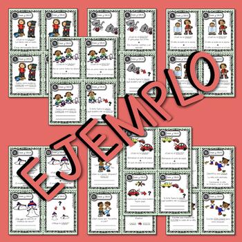 Causa y Efecto Tarjetas de Trabajo Organizadores Gráficos Escritura en ESPAÑOL