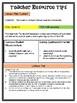 Causation vs Association Foldable, INB Activity, Practice Sheet, & Exit Ticket