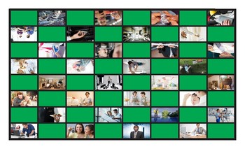Causative Verb Forms Legal Size Photo Checkers Game