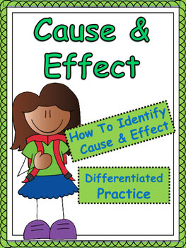 Identify The Cause And Effect Bundle