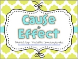 Cause + Effect Activities