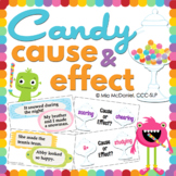Cause & Effect Activity   Candy style