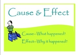 Cause & Effect Cards - 54 differentiated cards!