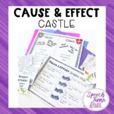 Cause and Effect Castle QR Code Fun
