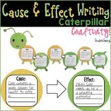Cause & Effect Caterpillar Craftivity!