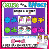 Cause and Effect Craftivity