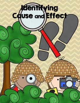 Cause & Effect Detective Work! Comprehension Practice