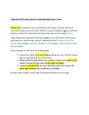 Cause & Effect Essay Sample