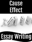 Cause Effect Essay Writing