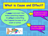 Cause & Effect Flipchart