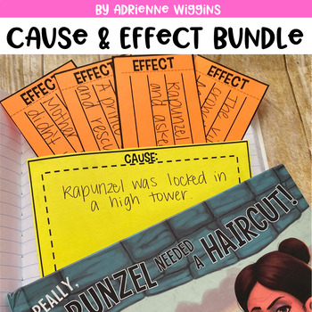 Cause & Effect Interactive Notebook