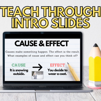 Cause & Effect Opinion Essay - Google Classroom