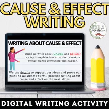 Digital Cause & Effect Opinion Essay