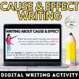Digital Cause & Effect Opinion Essay
