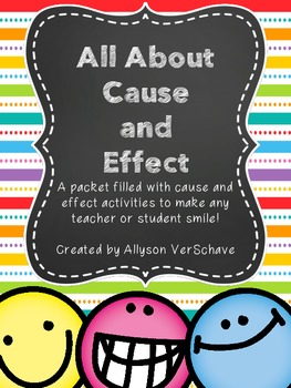 Cause & Effect Packet