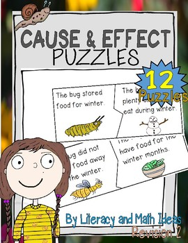 Cause & Effect Puzzles