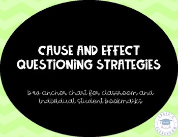 Cause & Effect Questioning Strategies