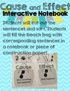 Cause & Effect Reading Comprehension Practice