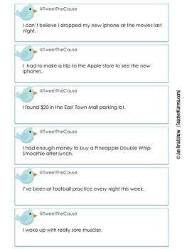 Cause & Effect Twitter Kit