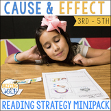 Cause and Effect Relationships Strategy MiniPack