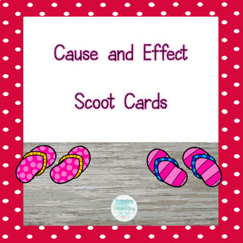 Cause & Effect Scoot