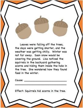 Cause & Effect Seasonal Bundle Pack