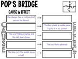 Cause & Effect / Sequence - Pop's Bridge