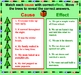Cause Effect Smartboard Holiday Pack Language Arts Lessons