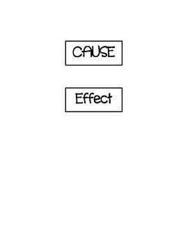 Cause/Effect Sort - A Bad Case of Stripes