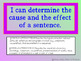 Cause Effect in Power Point