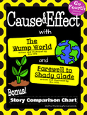 Cause & Effect with The Wump World & Farewell to Shady Glade
