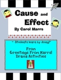 Cause and Effect- Drama Activities