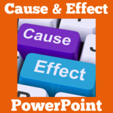 Cause and Effect PowerPoint Activity