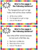Cause and Effect Activities - Task Cards and Anchor Charts