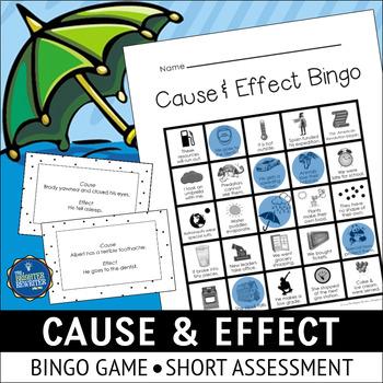 Cause & Effect Bingo