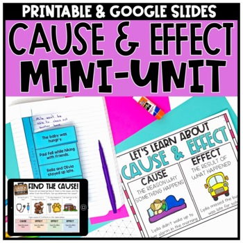 Cause and Effect Activities & Passages