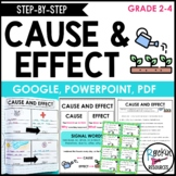 Cause and Effect Activities, Cause and Effect Task Cards, and More!