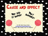 Cause and Effect Activities/Stations