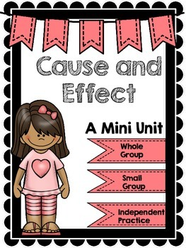 Cause and Effect Activities