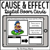 Cause and Effect BOOM Cards