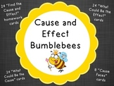 Cause and Effect Bumblebees