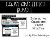 Cause and Effect Bundle: Interactive Digital Activities