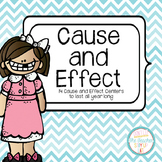 Cause and Effect Centers All Year Long