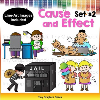 Cause and Effect Clip Art 2
