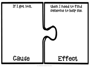 Cause and Effect Common Core Style
