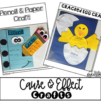Cause and Effect Craft Activities